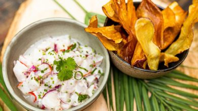 Photo of Ceviche de peixe branco