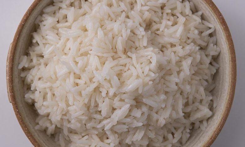 arroz branco_ Foto: Ricardo D'Angelo