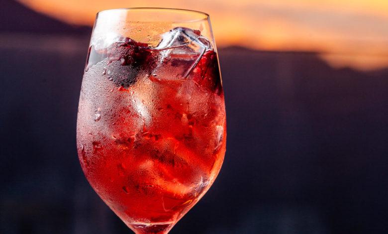 Drinque gin A+, do Espaço 7zero6 | Fotos: Espaço 7zero6, divulgação