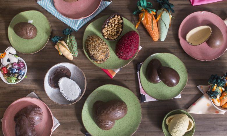 degustação ovo de chocolate páscoa 2021Fotos: RJ Castilho | Agradecimentos: Cerâmicas Olaria Paulistana
