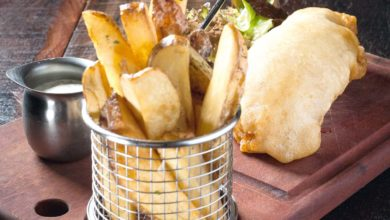 Photo of Saiba harmonizar o clássico fish & chips com vinho
