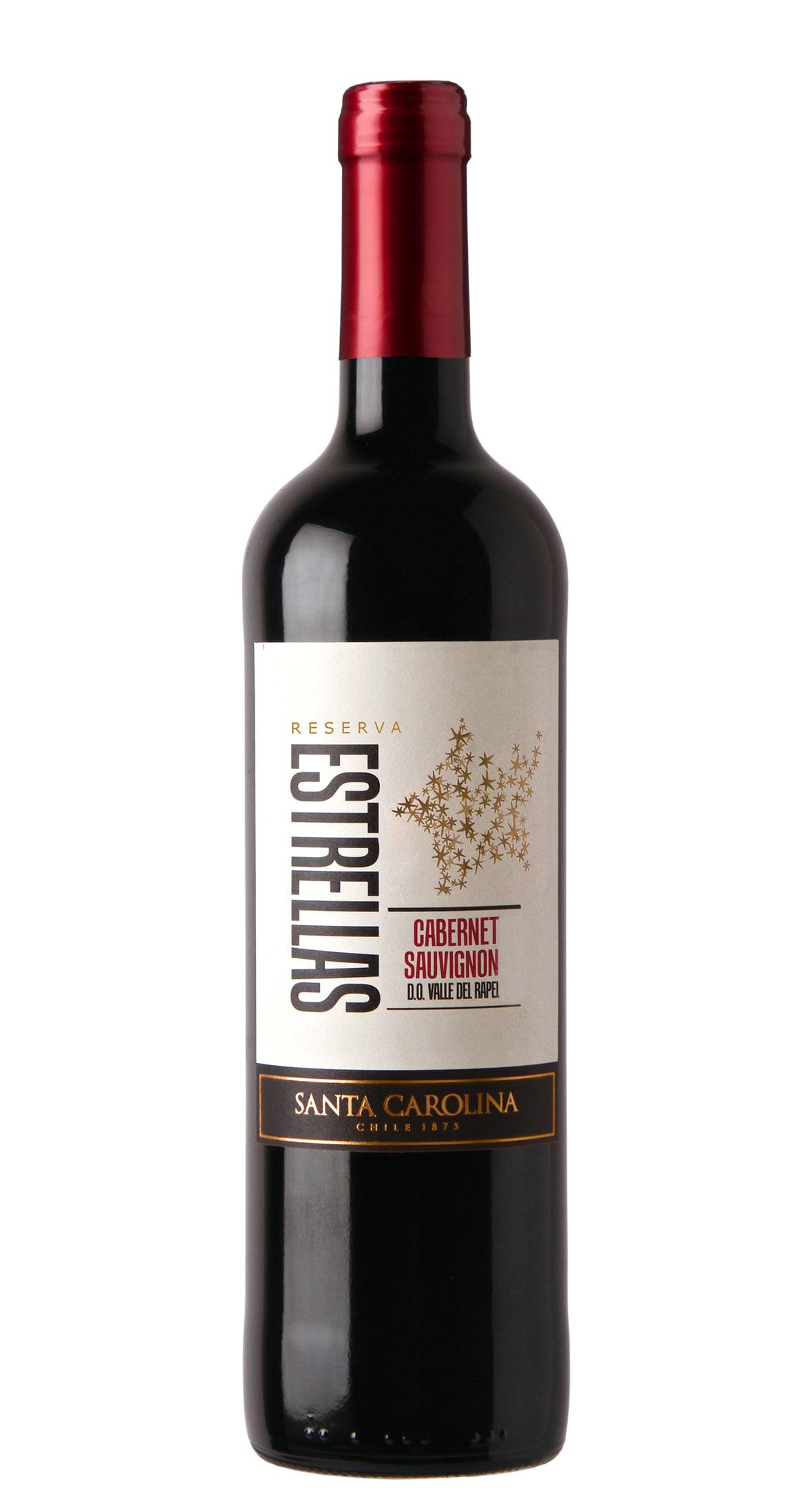 Santa Carolina Estrellas Cabernet Sauvignon 2018