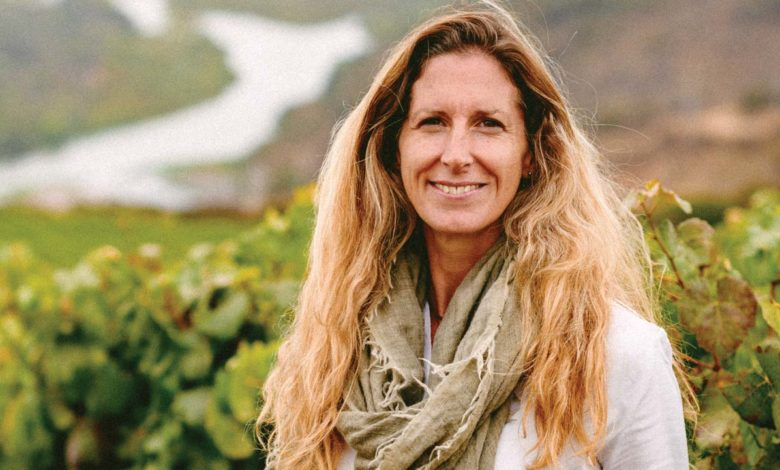 Viviana Navarrete, enóloga-chefe da Viña Leyda | Fotos: divulgação
