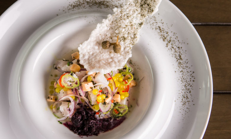 Ceviche paraense | Foto: RJ Castilho