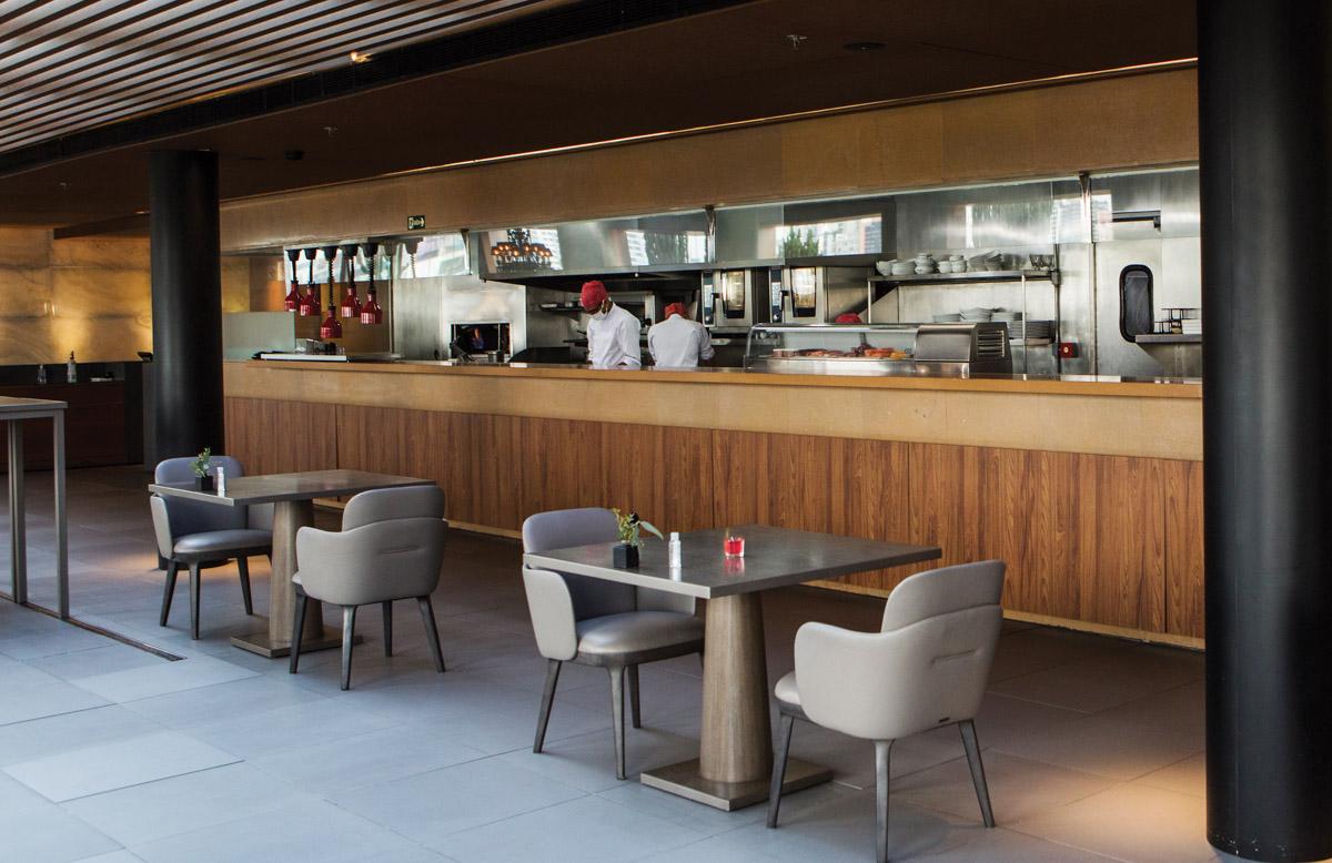 salão restaurante Skye