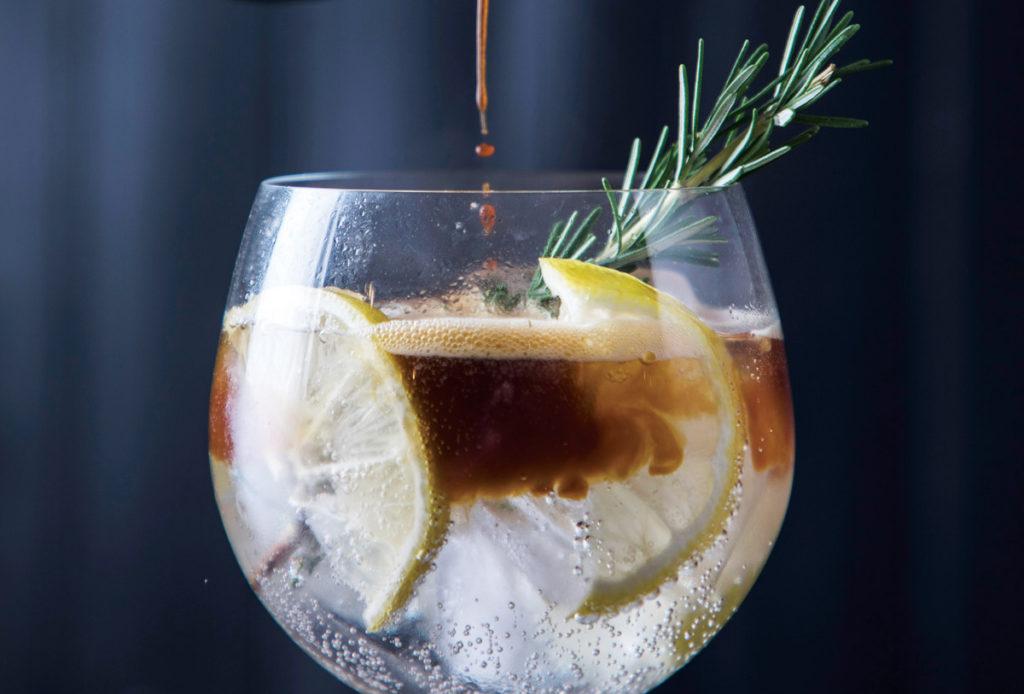 Drinque Gim Bossa