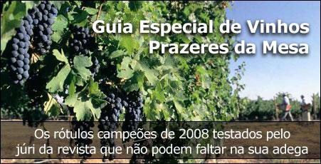 Photo of Guia Especial de Vinhos Prazeres da Mesa